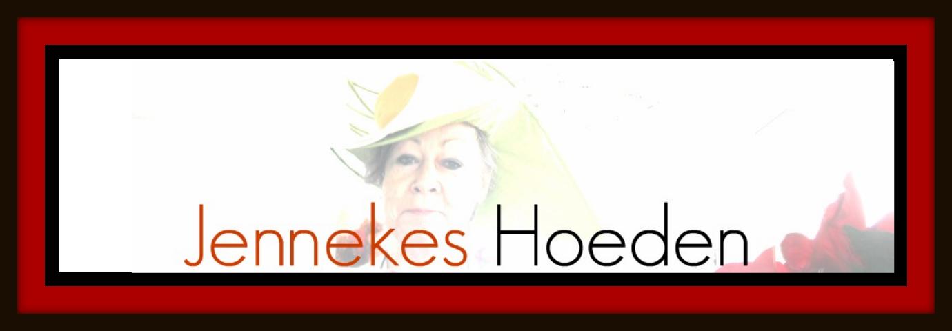 Jennekes Hoeden logo